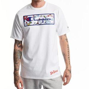 Champion x Dr. Suess t-shirt